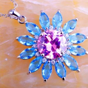 """Jewelry - """"Here Comes The sun"""" necklace"""